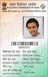 Voter ID - Frontside