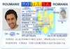 Romania ID Card - Frontside